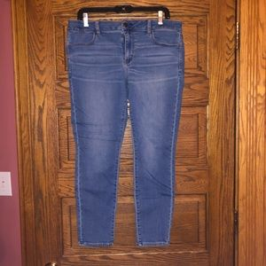 NEW!!! Light colored American Eagle jeggings